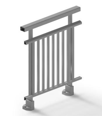Cierres y estructuras confort ambiental - Barandillas de aluminio ...
